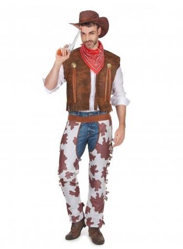 Cowboy-Kostüm-Herren