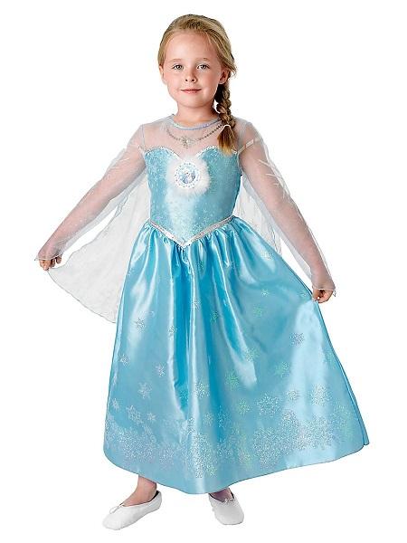 Filmkostüme-Kinder-Mädchen-Elsa