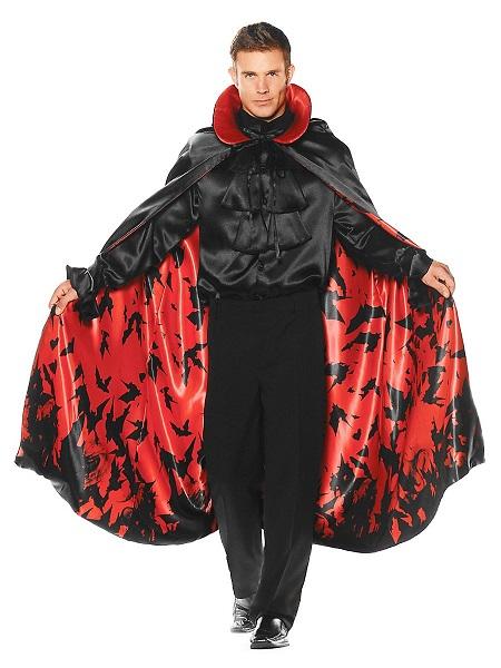 Fledermaus-Kostüm-Herren