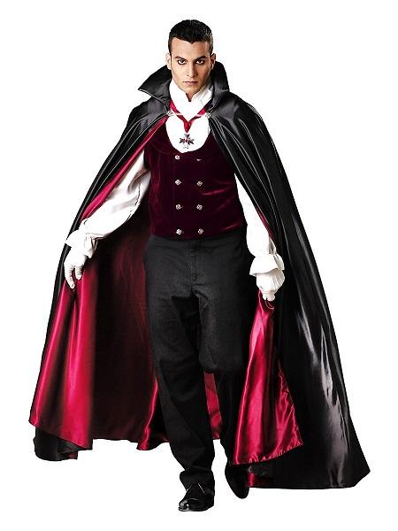 Halloween-Kostüm-Herren-Vampir