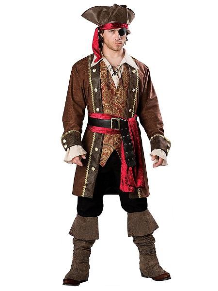 Piratenkostüm-Herren-Männer-Erwachsene