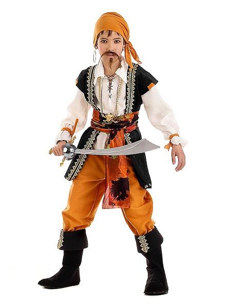 Piratenkostüm-Kinder-Jungen-Mädchen