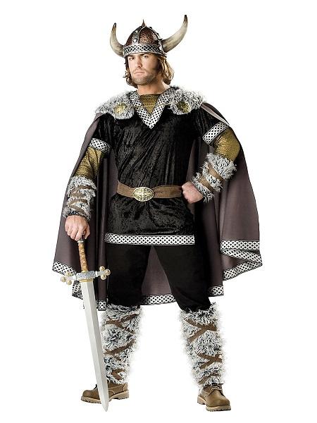Wikinger-Kostüm-Herren