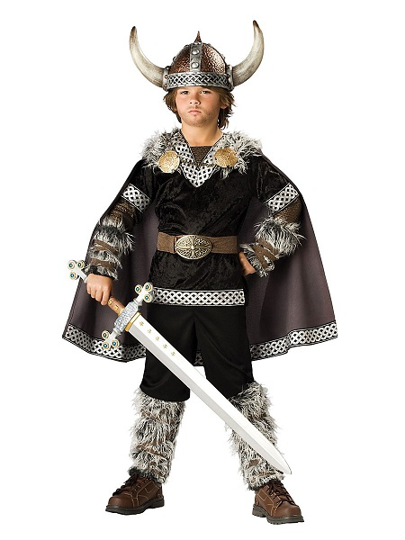 Wikinger-Kostüm-Kinder-Jungen