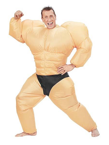 Aufblasbares-Kostüm-Muskelprotz