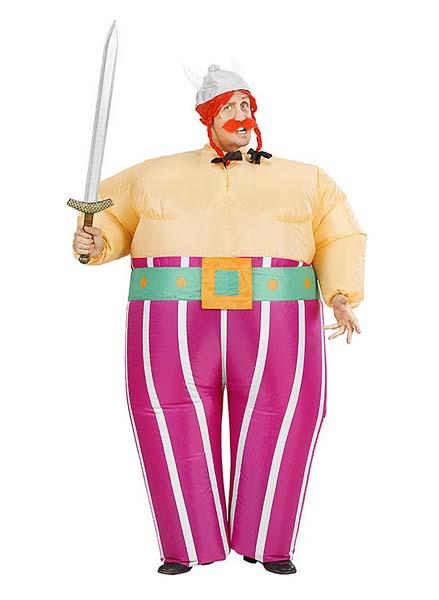 Aufblasbares-Kostüm-Obelix