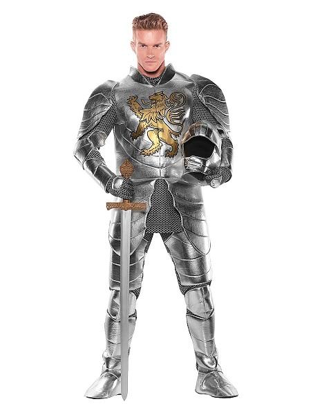 Fasnachtskostüm-Herren-Fasnet-Kostüm-Herren-Ritter