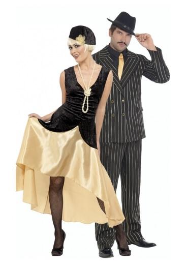Mottoparty-Ideen-20er-Jahre-Kostüm-Charleston