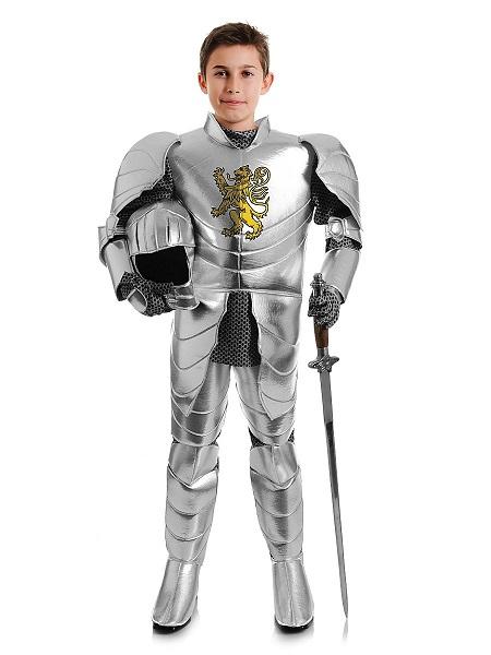Ritter-Kostüm-Kinder-Jungen