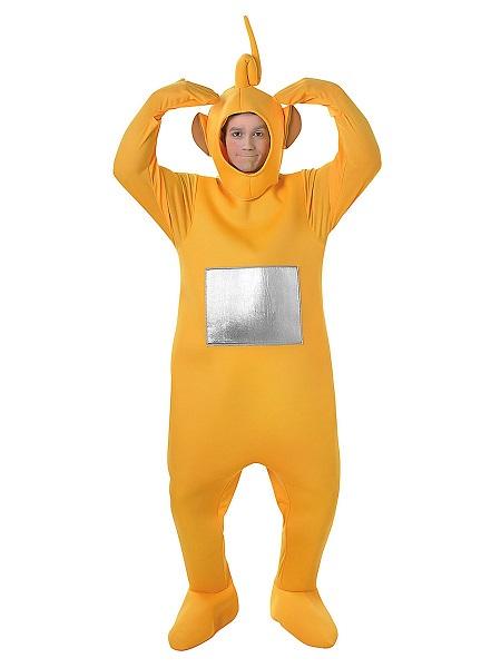 Teletubbies-Kostüm-LaaLaa-gelb
