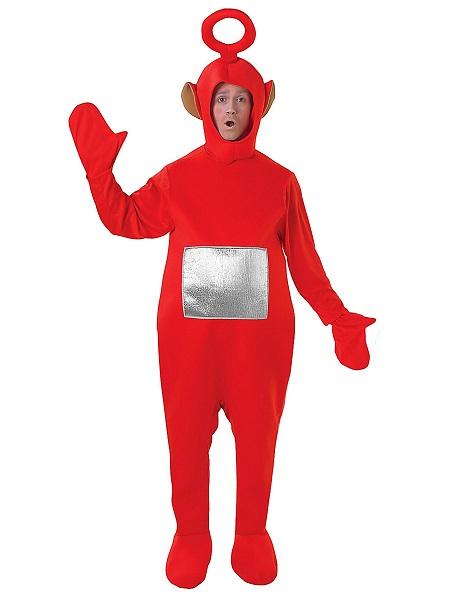 Teletubbies-Kostüm-Po-rot