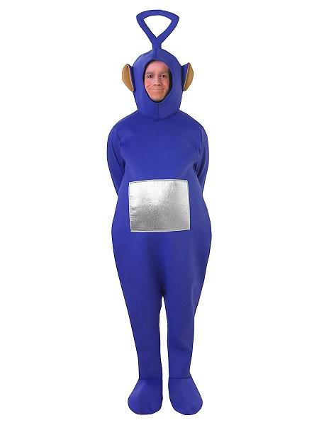 Teletubbies-Kostüm-Tinky-Winky-blau