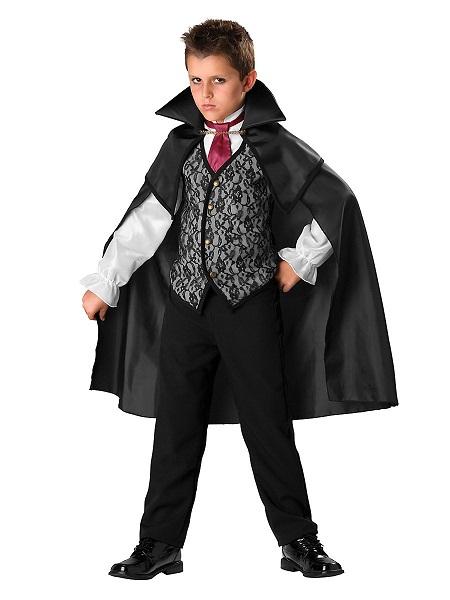 Vampir-Kostüm-Kinder-Jungen