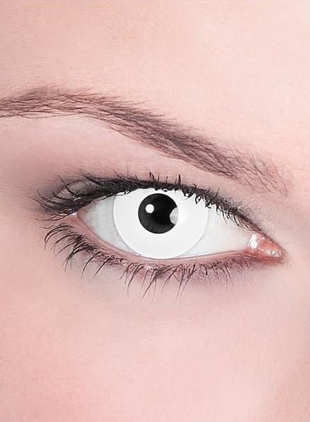 Halloween-Kontaktlinsen-weiß-Zombie