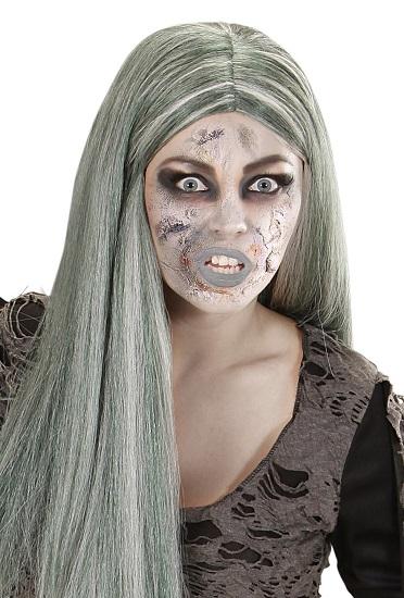 Halloween-Make-Up-Schminke-Damen-Frauen-Zombie