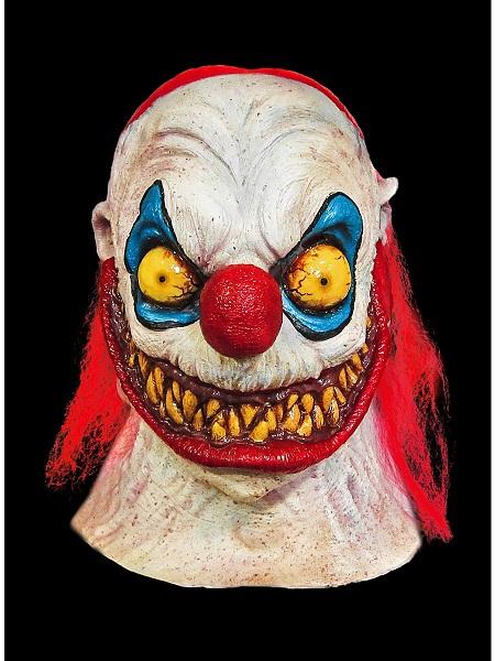 Horrorclown-Maske-Halloween-Horror-Maske