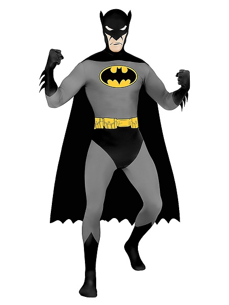 Morphsuit-Batman-Ganzkörperanzug-Ganzkörperkostüm