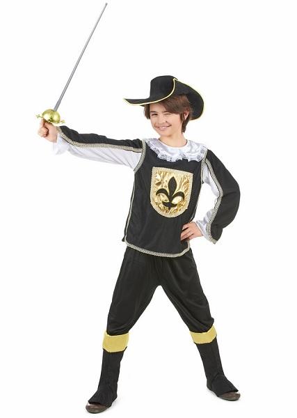 Musketier-Kostüm-Kinder-Jungen
