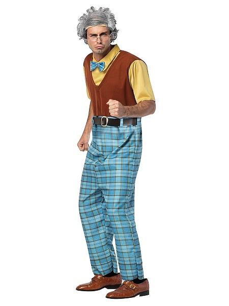 Opa-Kostüm-Herren-Männer-Erwachsene