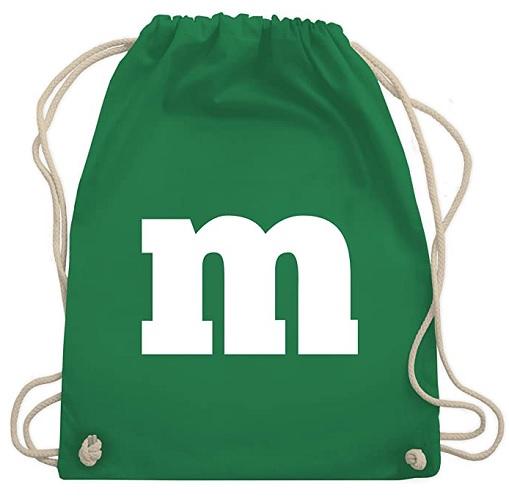 M&M-Kostüm-Tasche-Kinder
